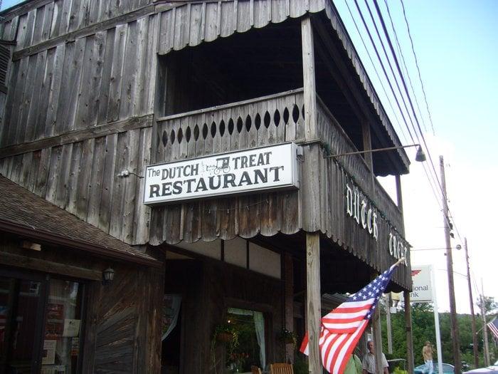Dutch Treat Restaurant In Spartansburg Pa