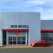 Photo Of Rick Mcgill S Airport Toyota Alcoa Tn United States