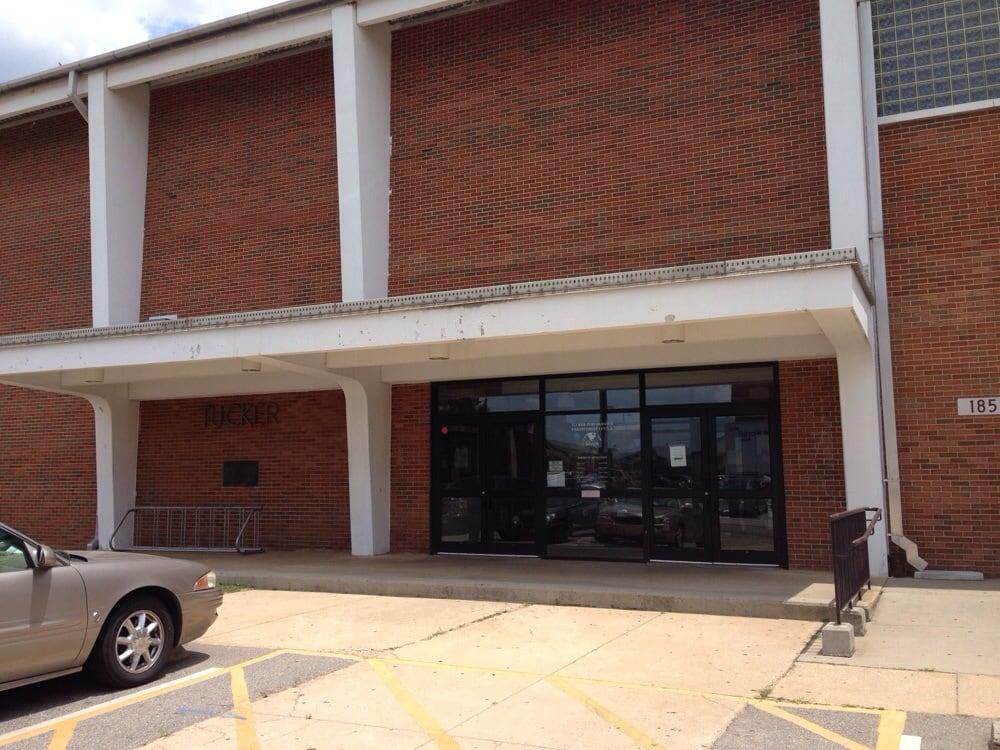 Tucker Physical Fitness Center