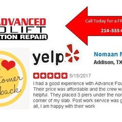 Luxury Structured Foundation Repair Reviews