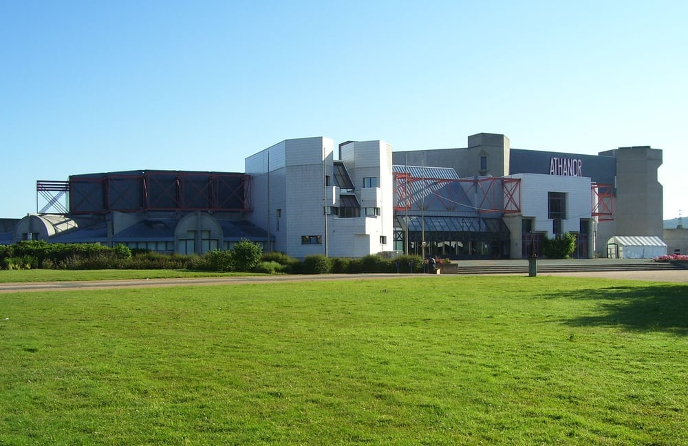 Athanor - Centre des Congrès et de la Culture de Montluçon