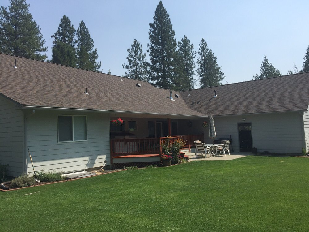 Galloway Roofing & Siding: 4108 E 22nd Ave, Spokane, WA