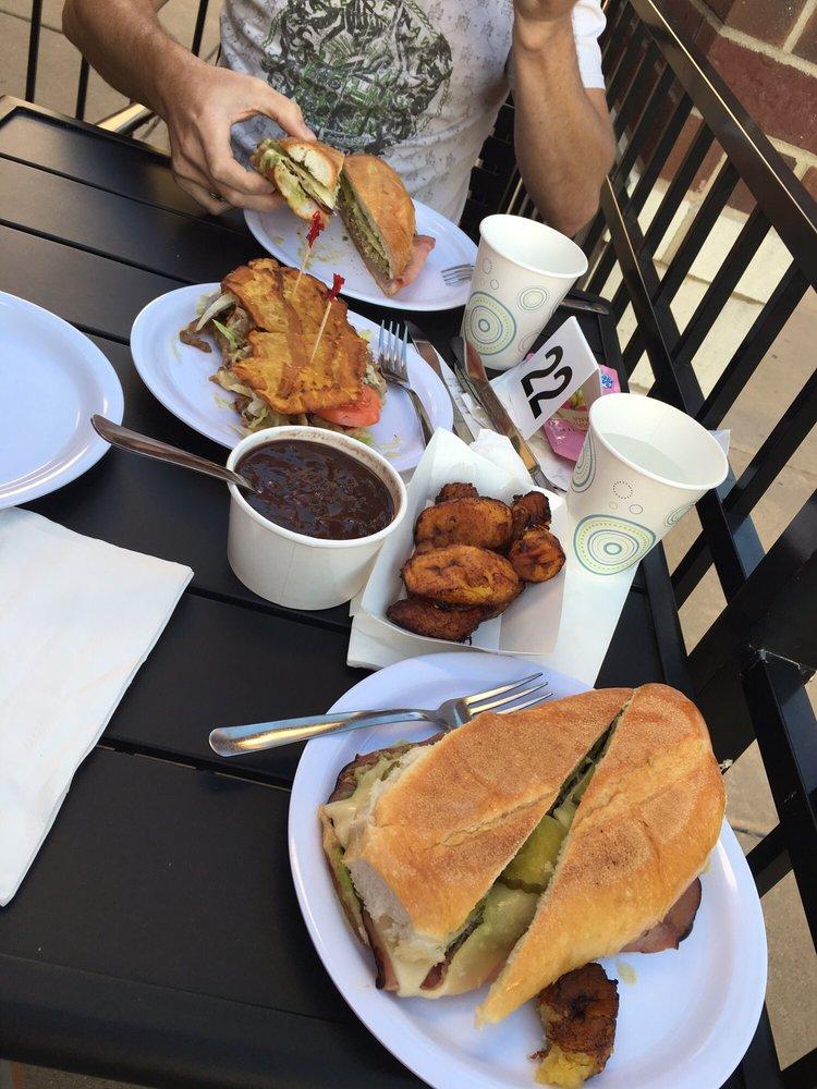 Food from Caribbean Corner