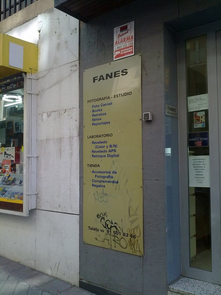Fanes