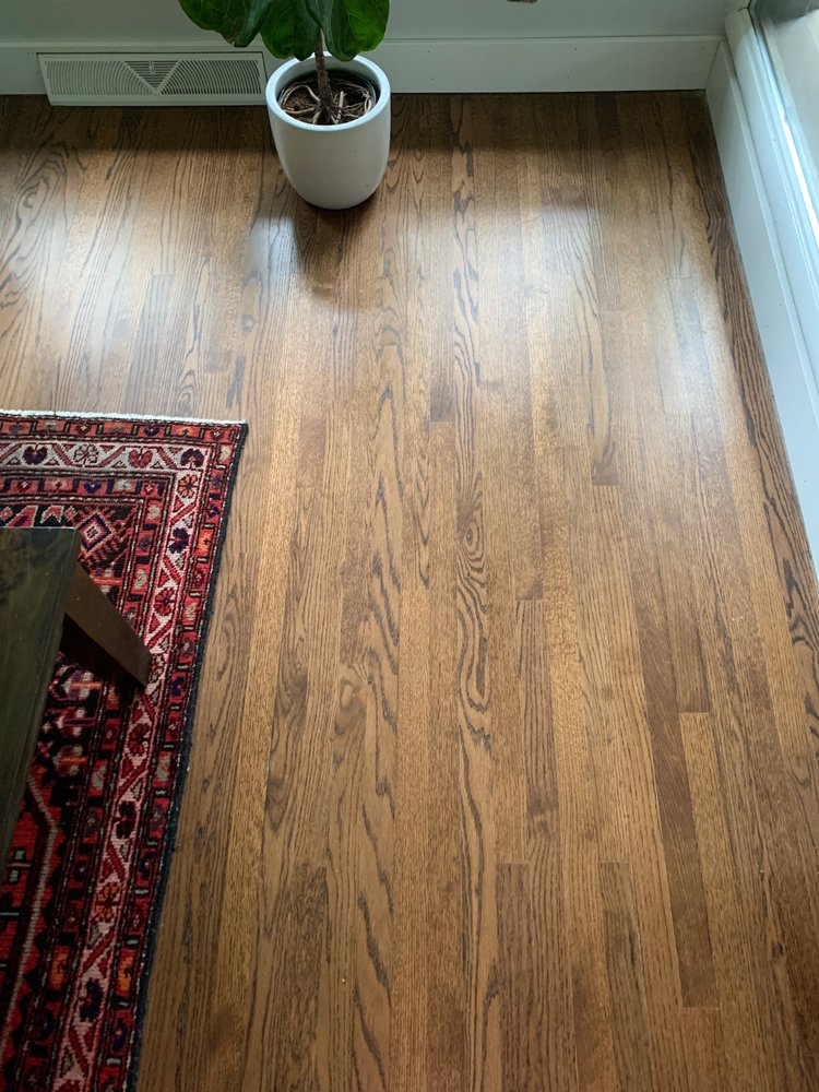 Photo of Angel Hardwood Floor: Maywood, IL