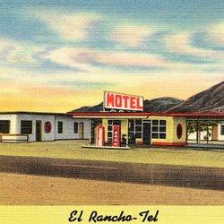 Photo Of El Rancho Tel Motel Yermo Ca United States Route 66