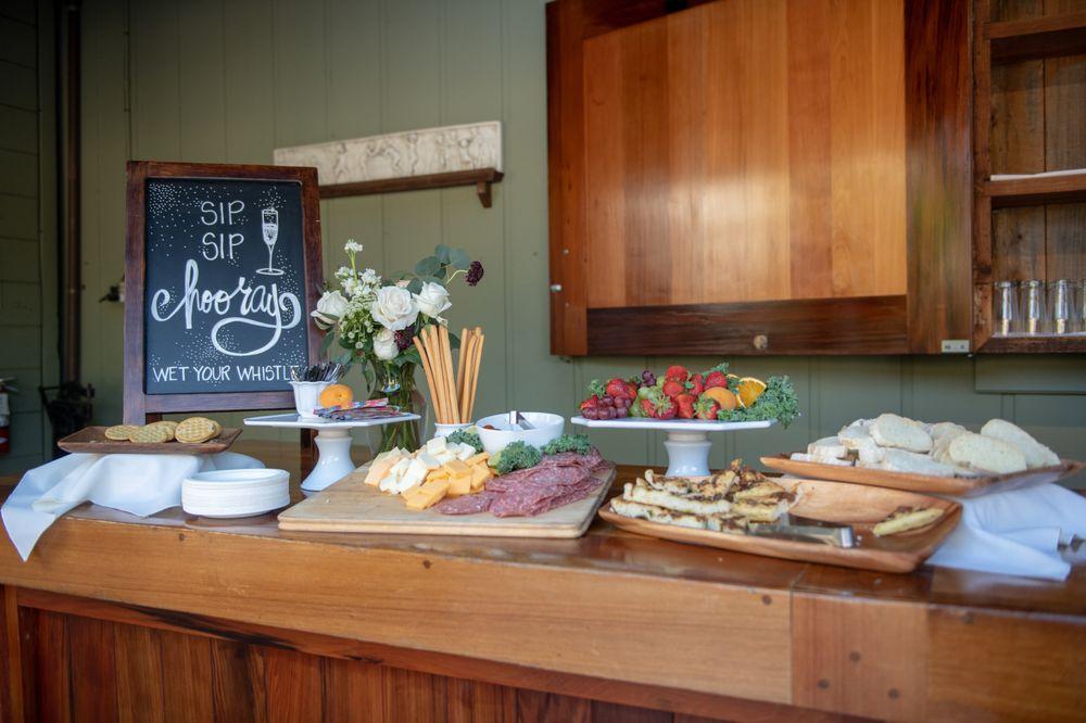 Erika Tauriello Professional Catering: Aptos, CA