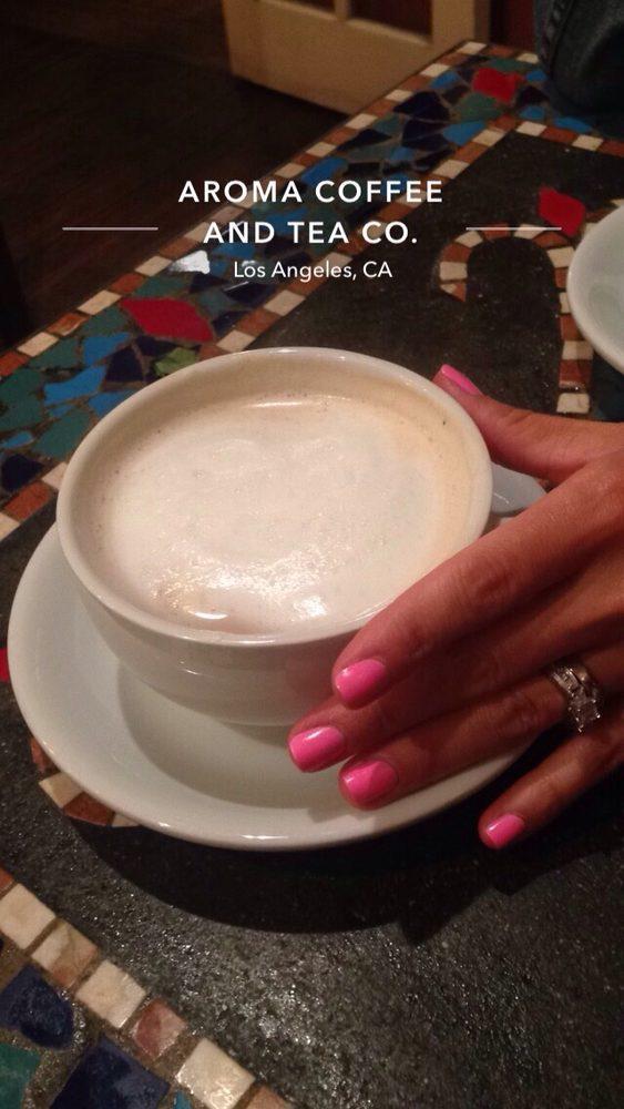 Aroma Cafe Studio City Yelp