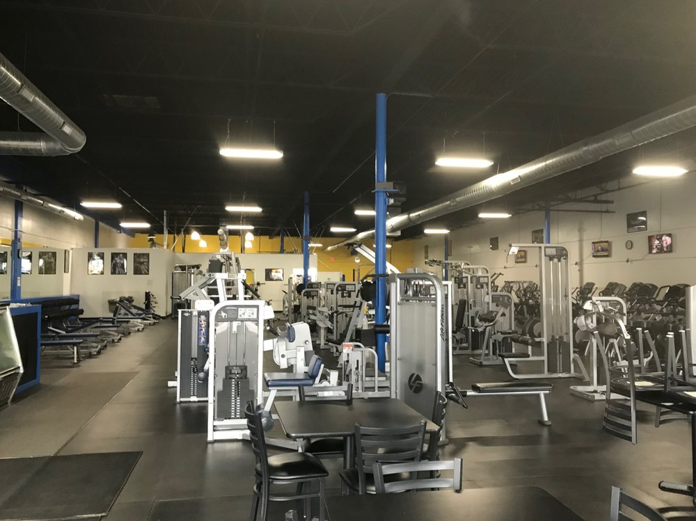 Social Spots from Table Rock Fitness