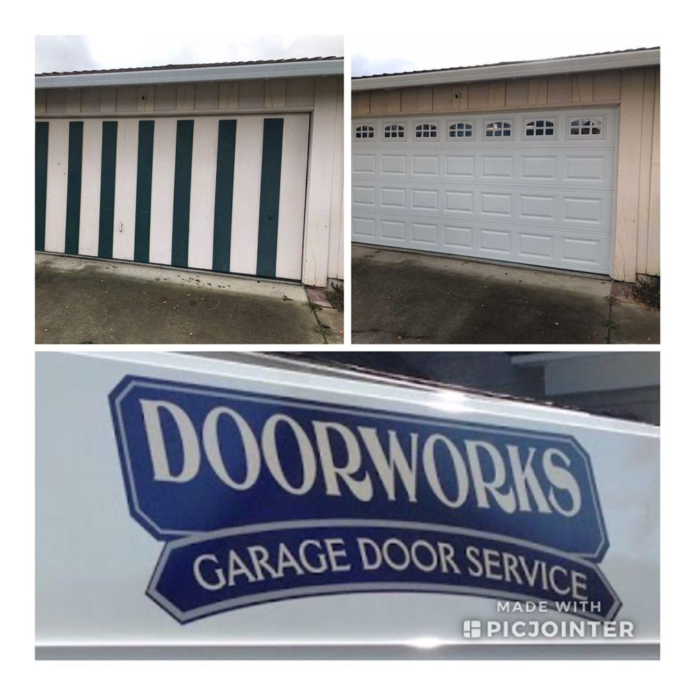 Doorworks 57 photos 22 avis services portes de for Porte de garage vendome avis