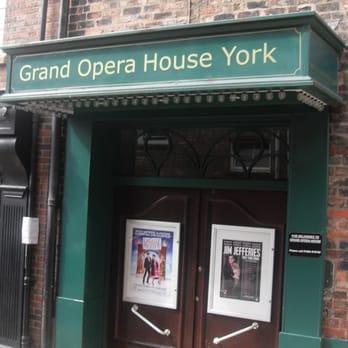 Restaurants York Near Grand Opera House
