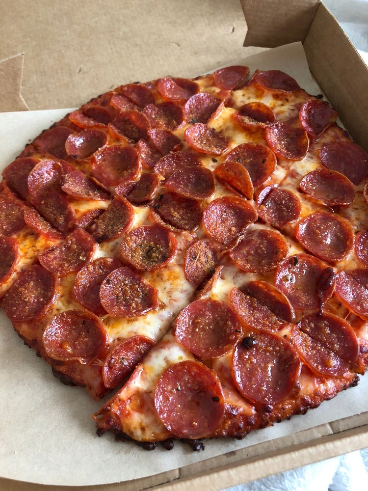 Donatos Pizza: 861 Fairview Ave, Bowling Green, KY