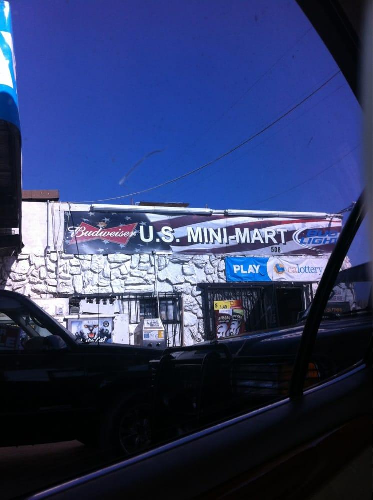 U S Mini Mart: 508 N State Rd, Earlimart, CA