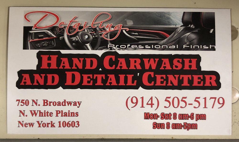 Rafael's Hand Carwash: 750 N Broadway, White Plains, NY