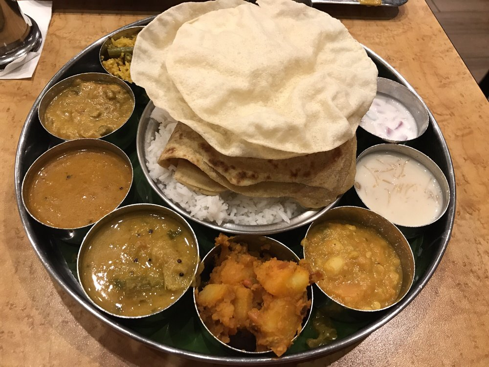 Indian Food Westheimer