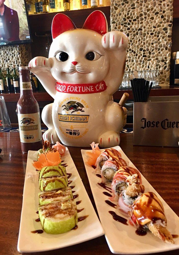 Shogun Japanese Grill and Sushi Bar: 105 HWy US 290, Brenham, TX