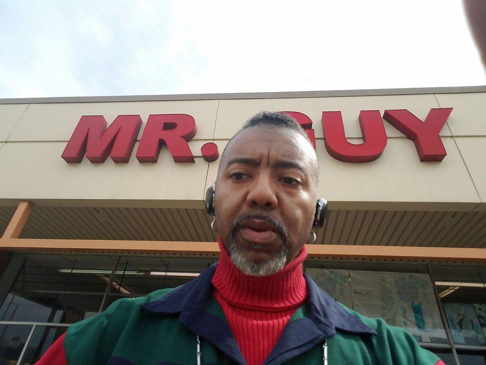 Mr Guy