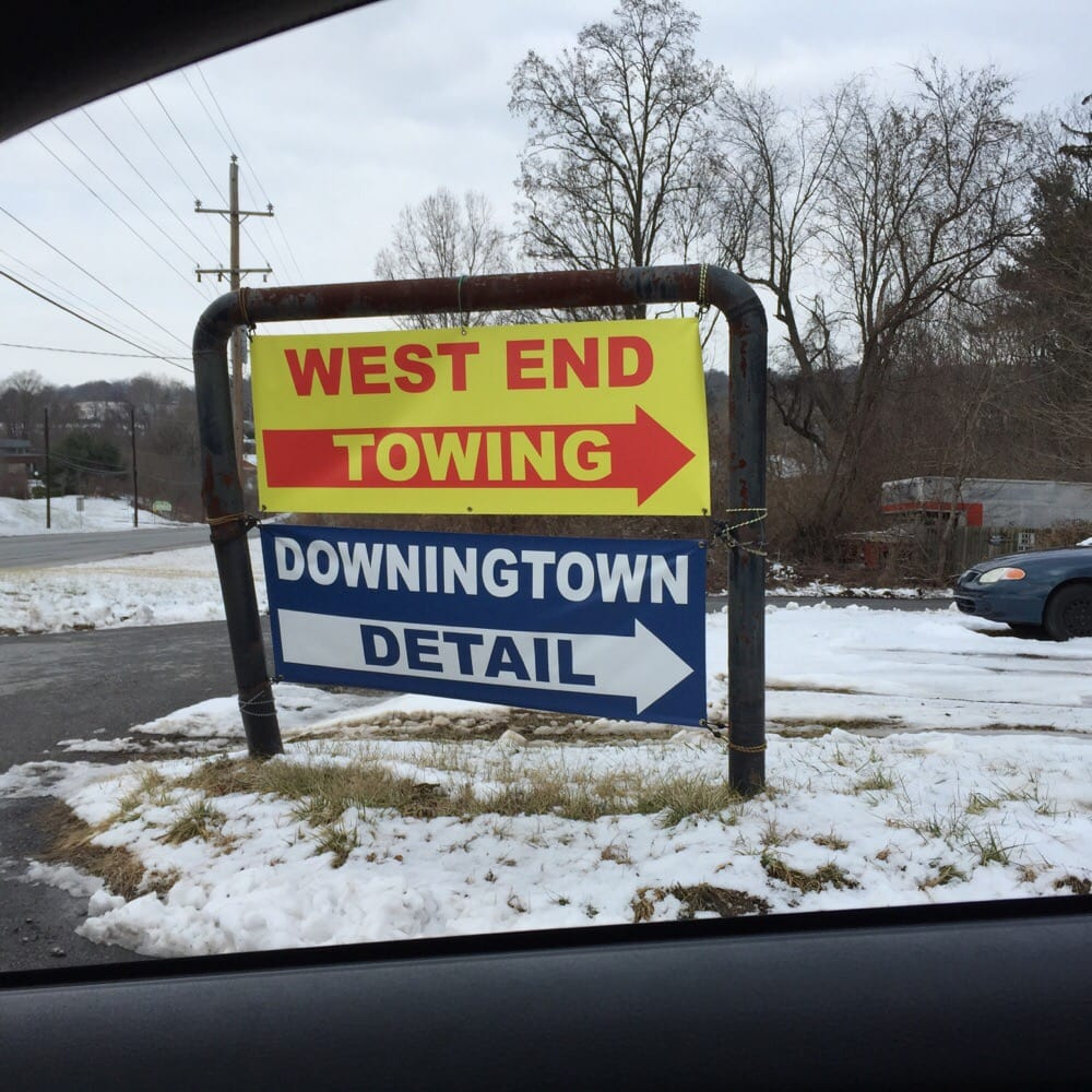 West End Towing Nu0027 Storage   Auto Repair   739 Dowingtown Pike, West Chester,  PA   Phone Number   Yelp