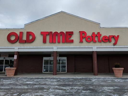 Old Time Pottery 7011 W 130th St Cleveland Oh Department Stores
