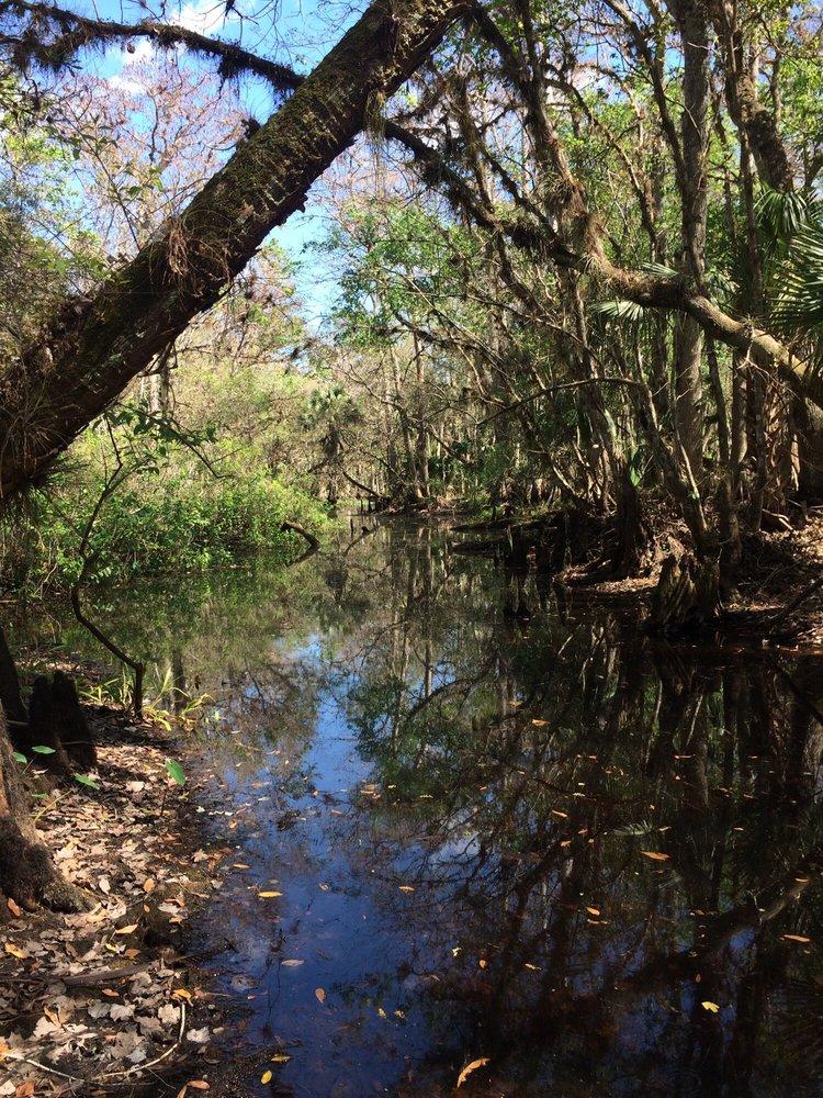 Tosohatchee State Reserve: 3365 Taylor Creek Rd, Orlando, FL