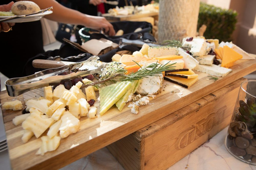 Captured by Sydney Tran Photography  Our cheese board!! - Yelp