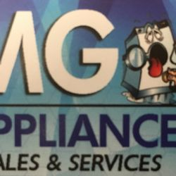 MG Appliance - Appliances & Repair - 2513 Warfield Ave, Northeast