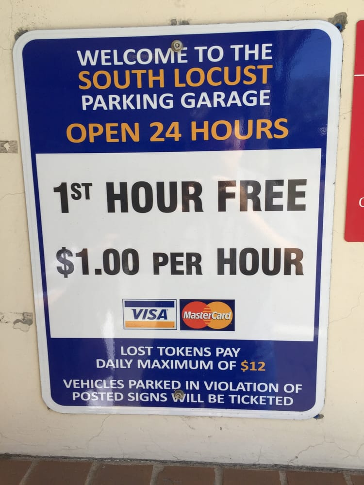 How does validating parking work expense