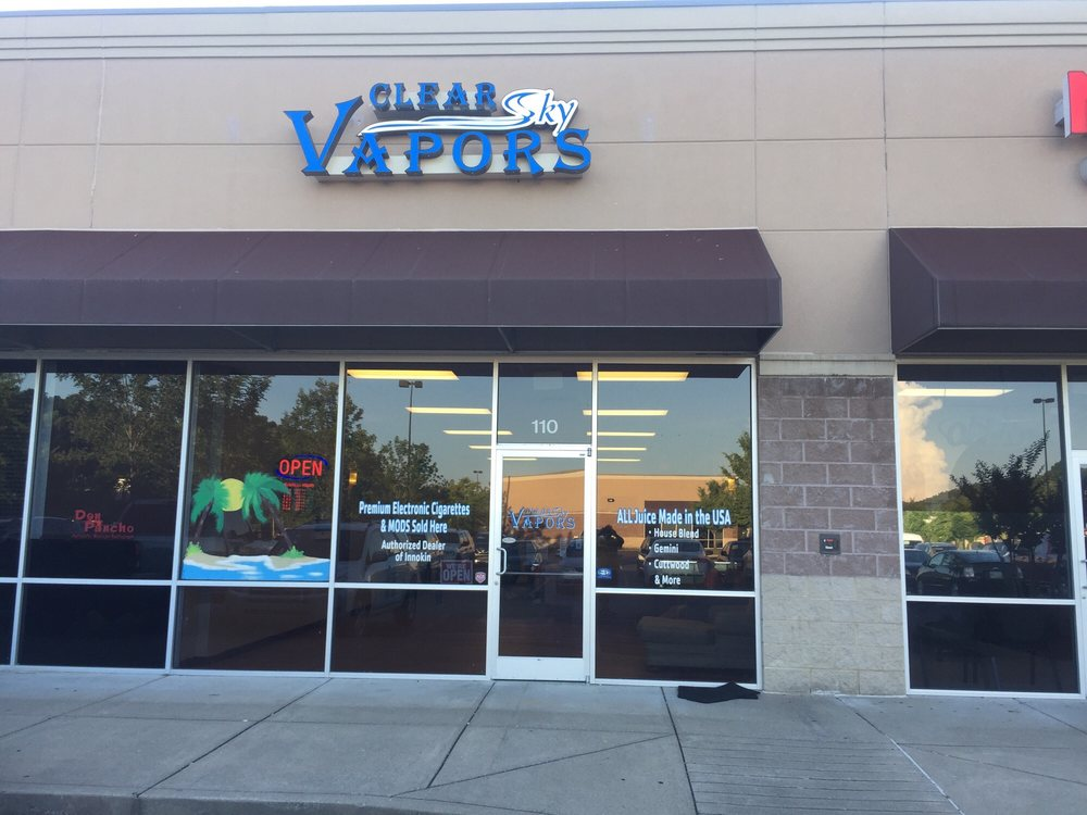Clear Sky Vapors: 232 Hutton Pl, Ashland City, TN