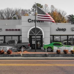 Jeep Dealers Cleveland >> Crown Chrysler Dodge Jeep Ram - Car Dealers - 511 S Lee ...