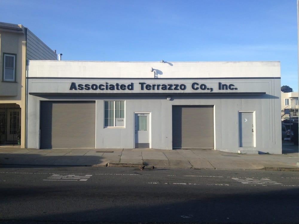 Associated terrazzo company flooring 1991 oakdale ave for Associated flooring