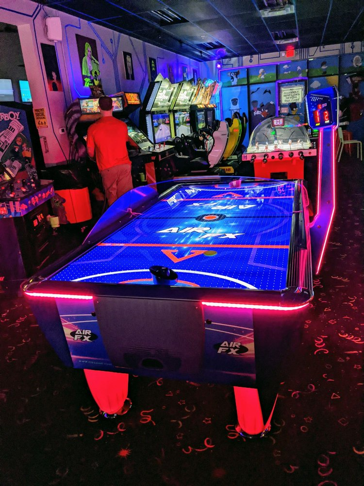 Arcade Monsters: 15 Alafaya Woods Blvd, Oviedo, FL