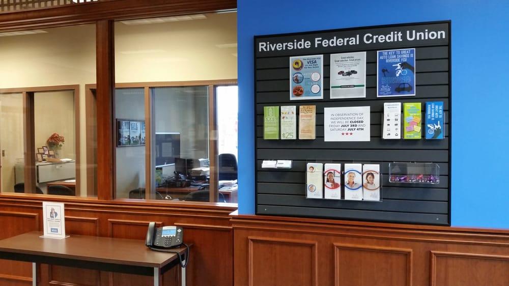 Riverside credit union
