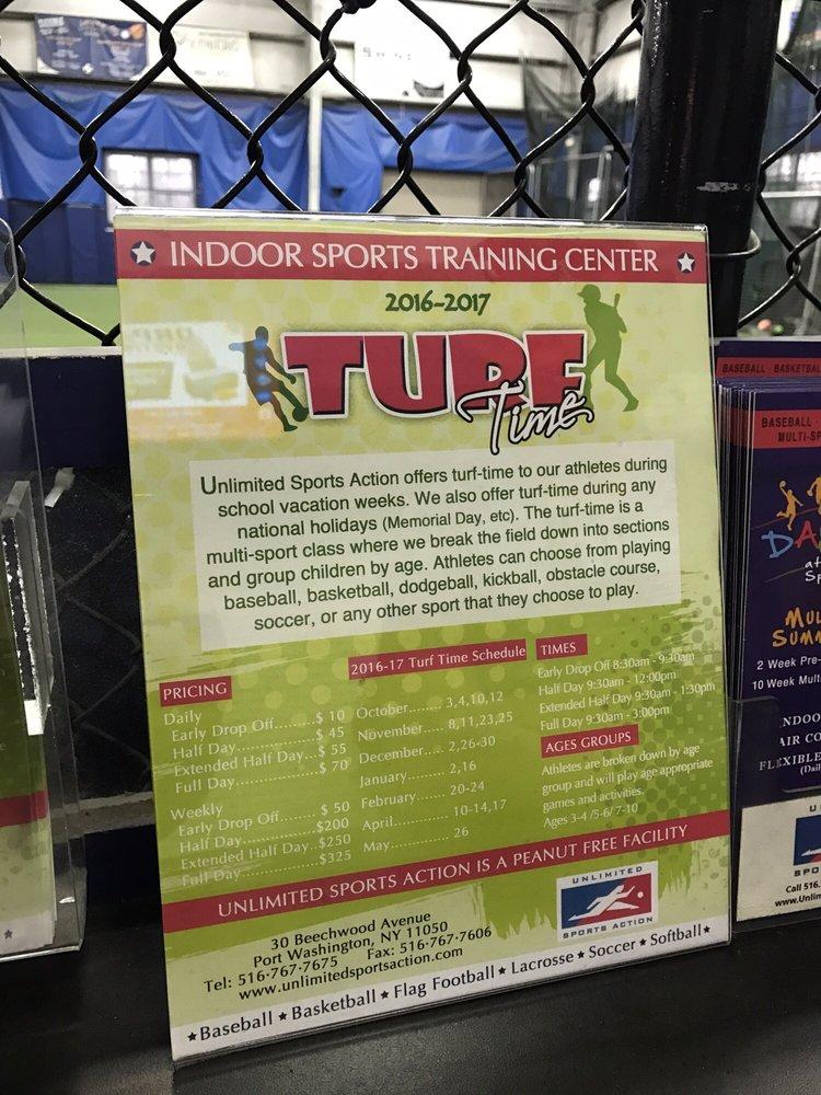 Unlimited Sports Action: 30 Beechwood Ave, Port Washington, NY