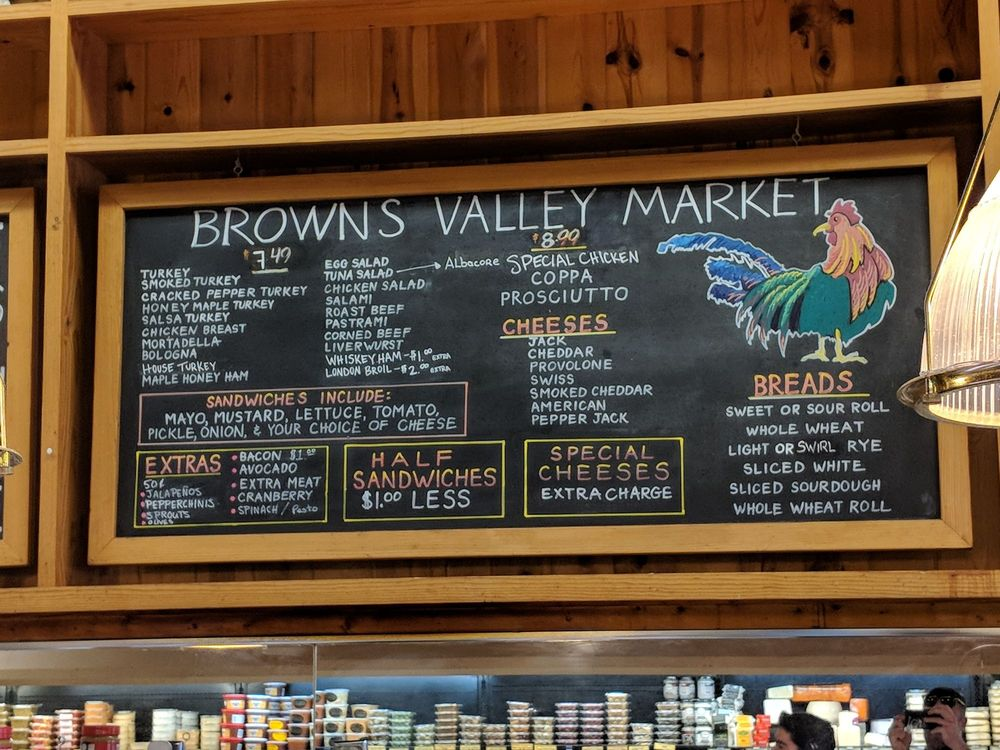 Browns Valley Market