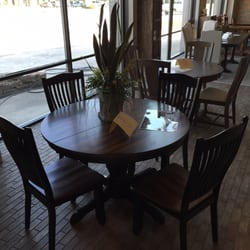 Charming Photo Of Furniture Traditions   Humble, TX, United States. Winners Only  Pedestal Round ...