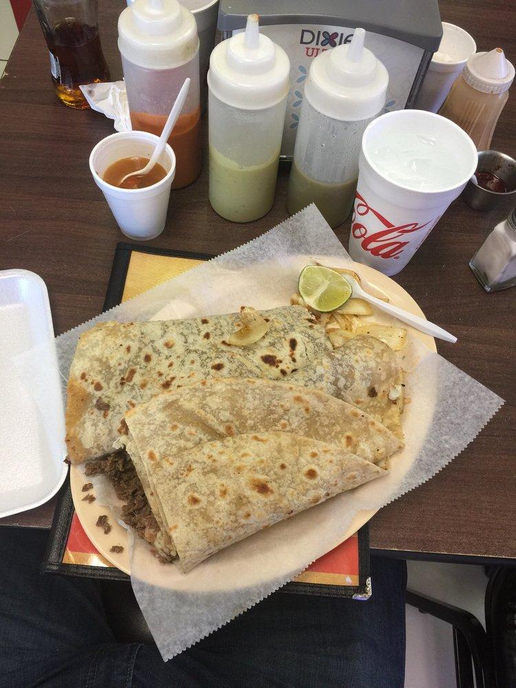 Taqueria El Rey: Business 83 And Alamo Rd, Alamo, TX