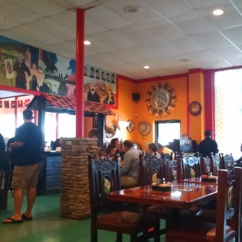 Photo Of El Paso Mexican Restaurant Hickory Nc United States Salsa Bar