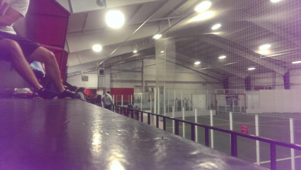Indoor Soccer Arenas