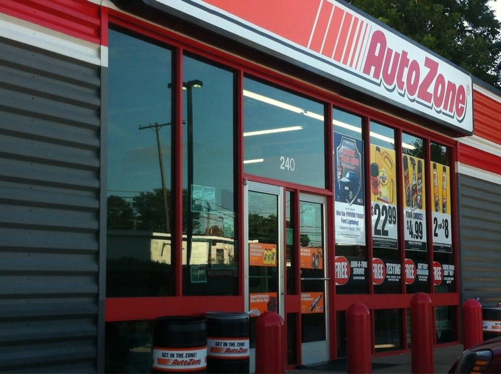 AutoZone Auto Parts: 240 Yazoo St, Lexington, MS