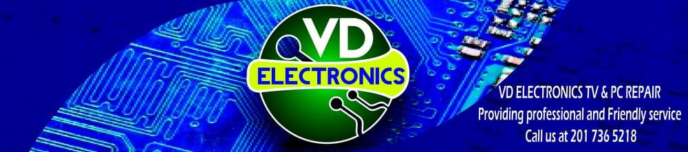 VD Electronics: 376 Broad Ave, Leonia, NJ