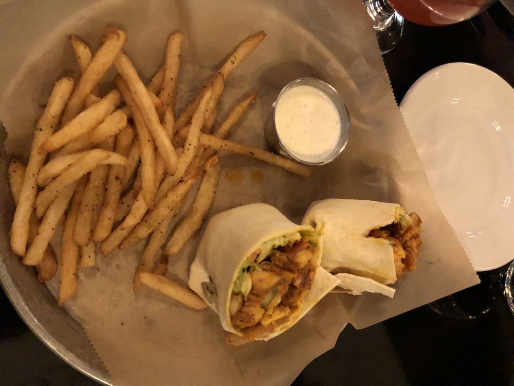 Food from HopCat