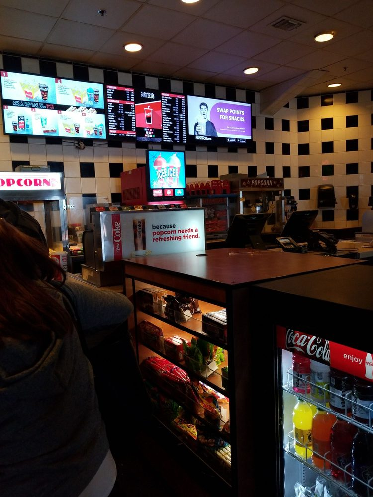 Social Spots from Cinemark Beaumont 15 and XD