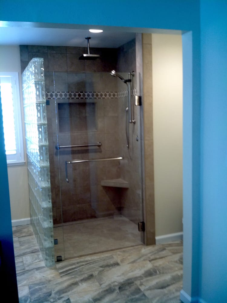 New Shower In Fairfield By Kitchen Tune Up Yelp