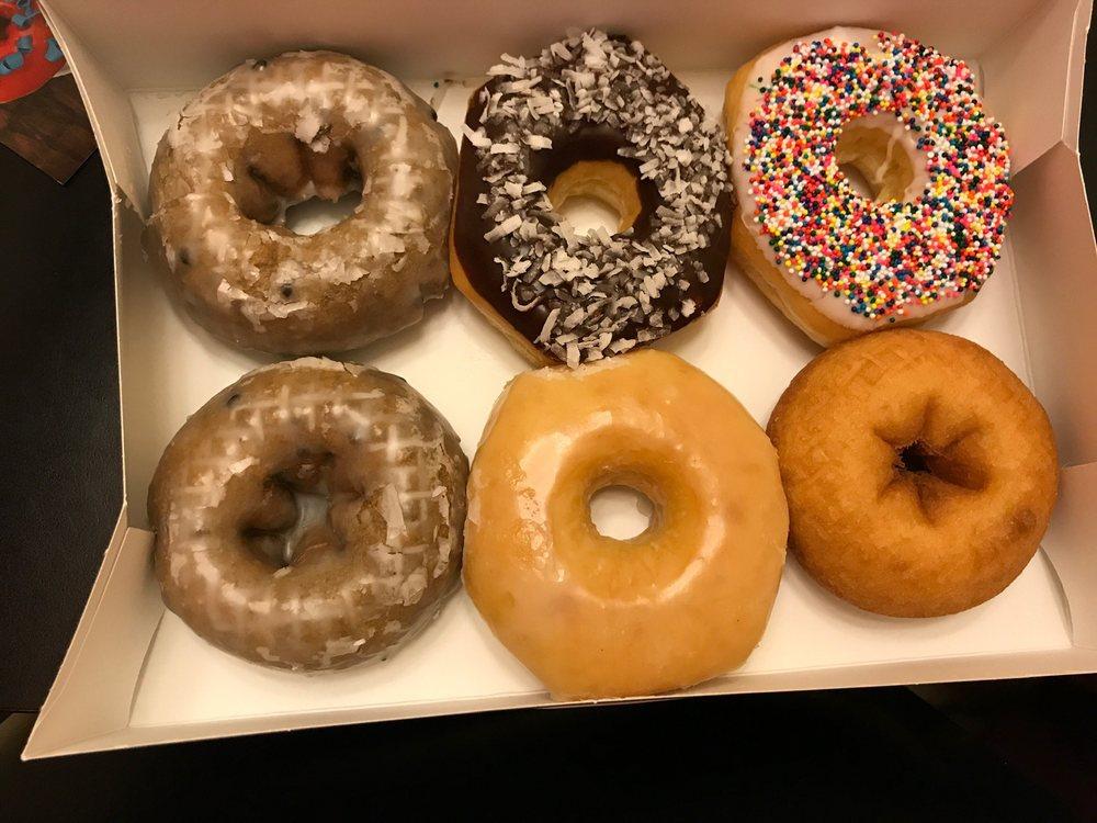 Castle Hill Donut: 615 FM2281, Lewisville, TX