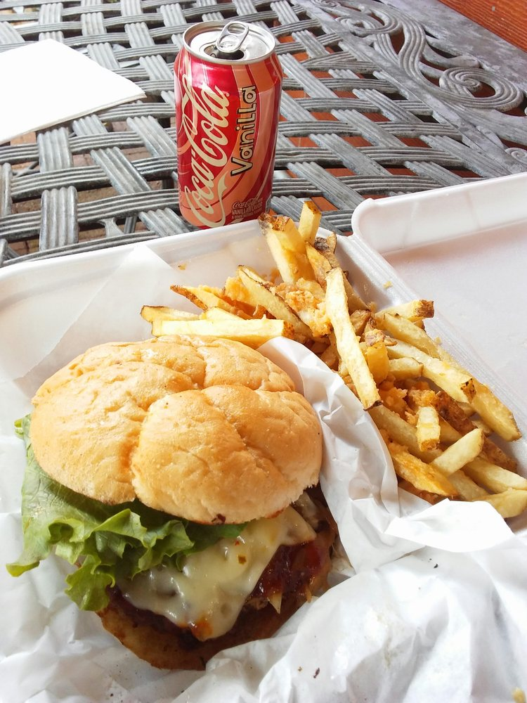 Danny's Road Side Kitchen: 9800 Hwy 53, Lower Lake, CA