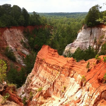 Providence Canyon State Park - 355 Photos & 23 Reviews - Parks ...