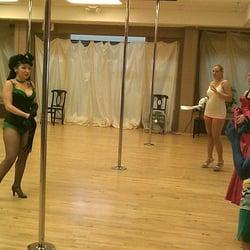 Burlesque University - CLOSED - Dance Studios - 2546 E
