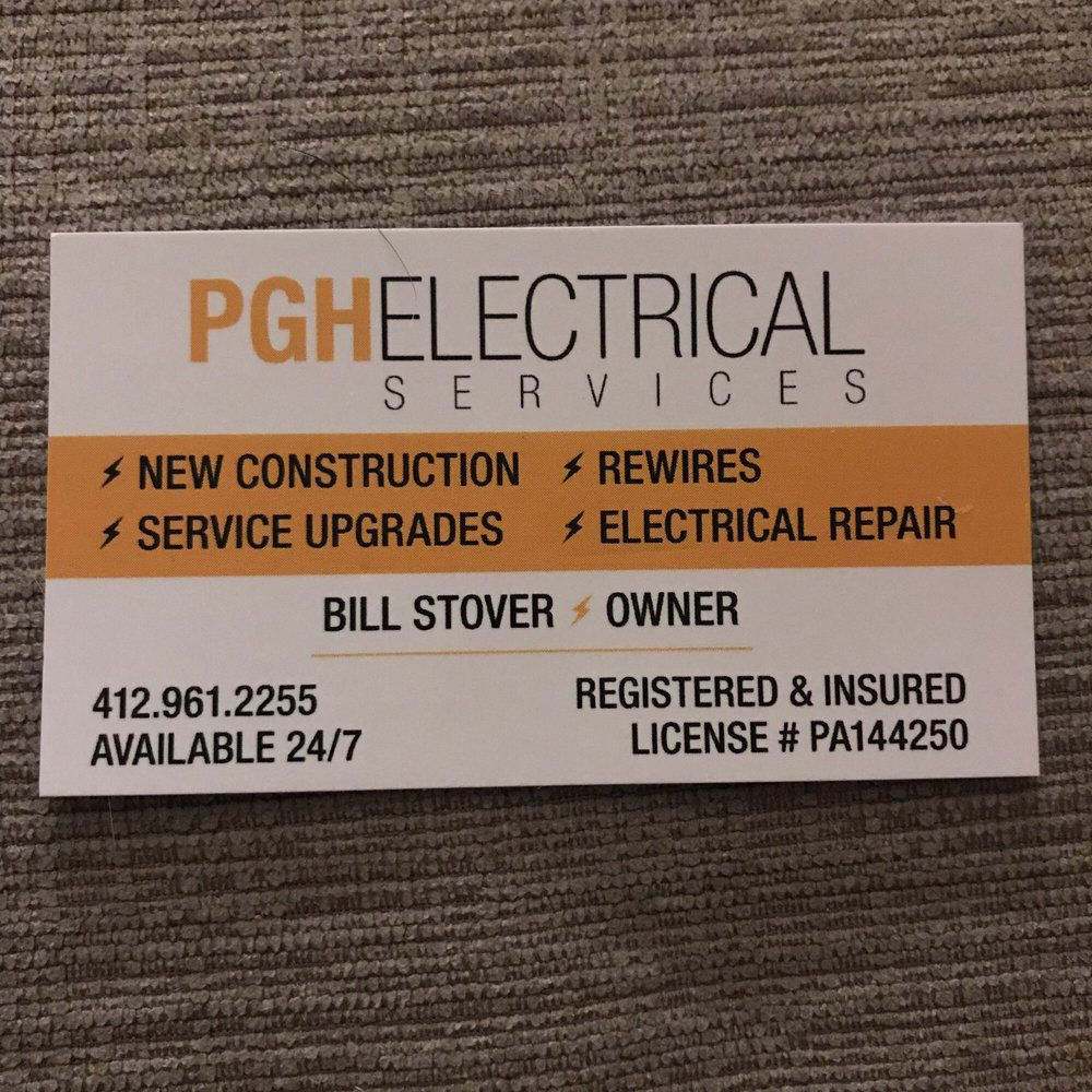 PGH Electrical Services: Verona, PA