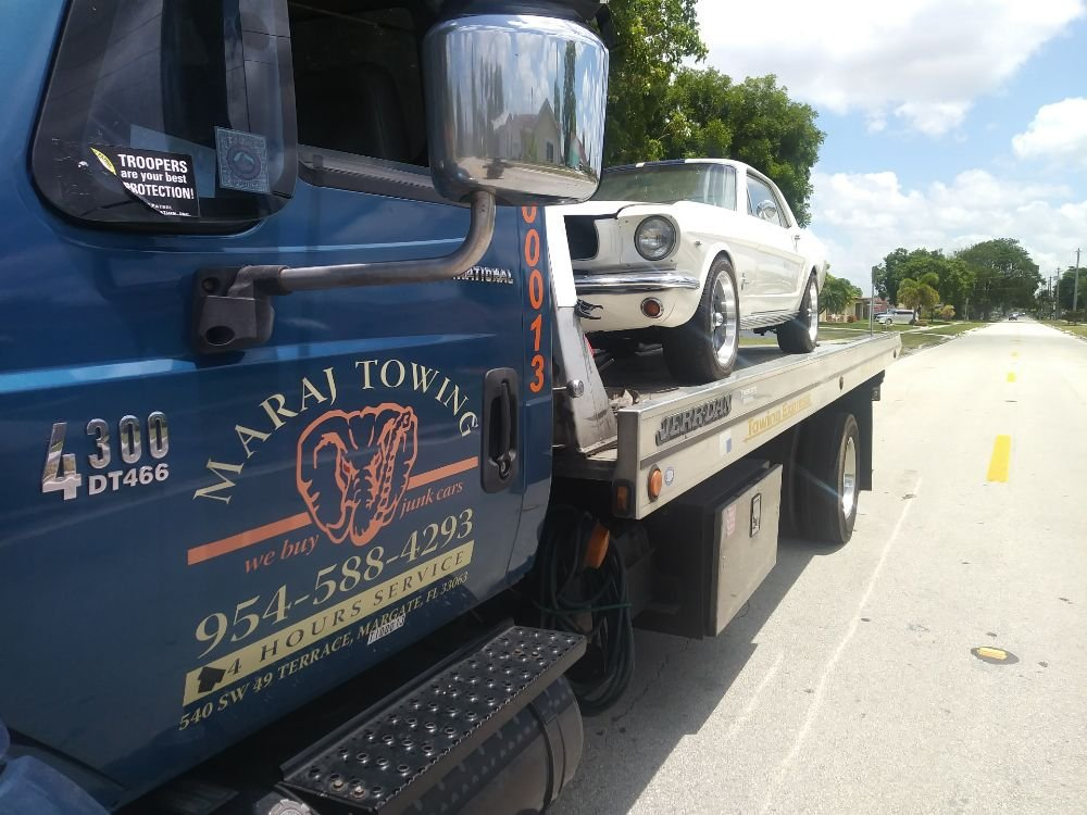 Towing business in Margate, FL