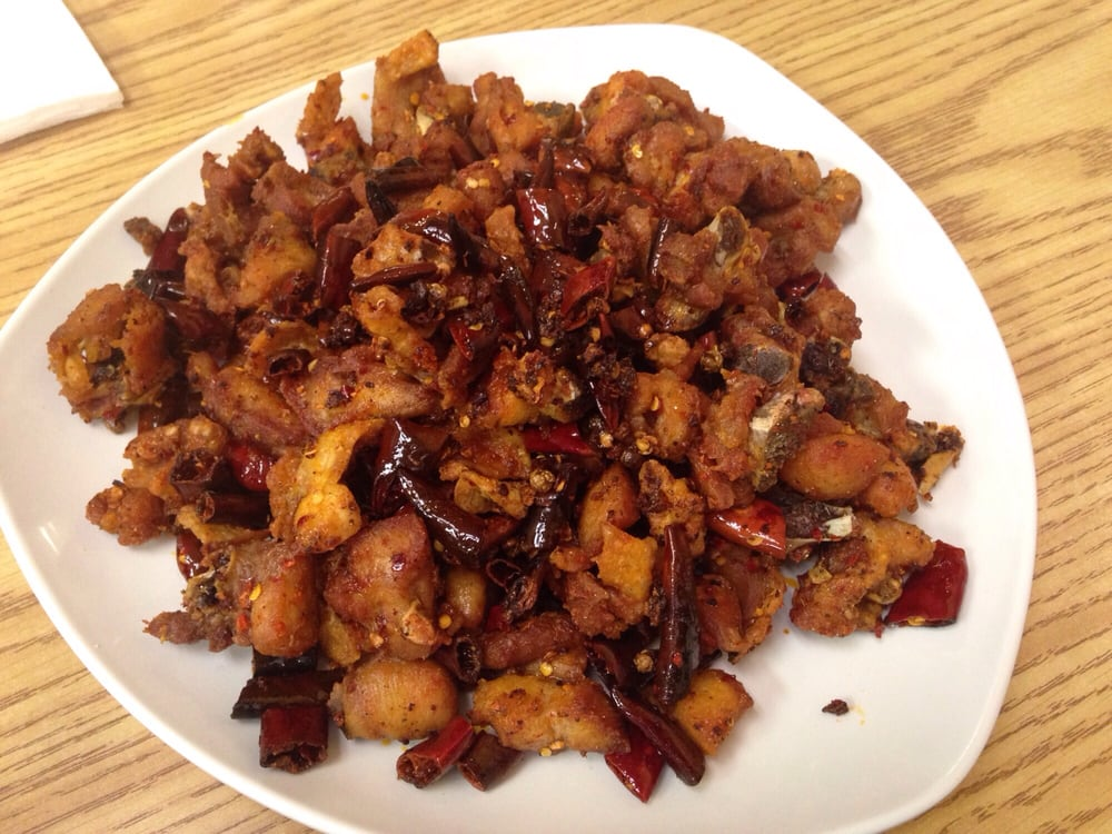 Joy's Mongolian Grill: 112 Hayward Ave, Ames, IA